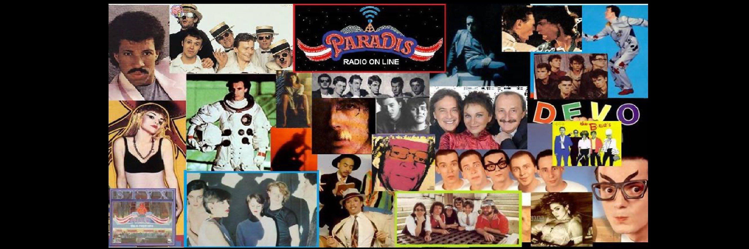 PARADIS RADIO