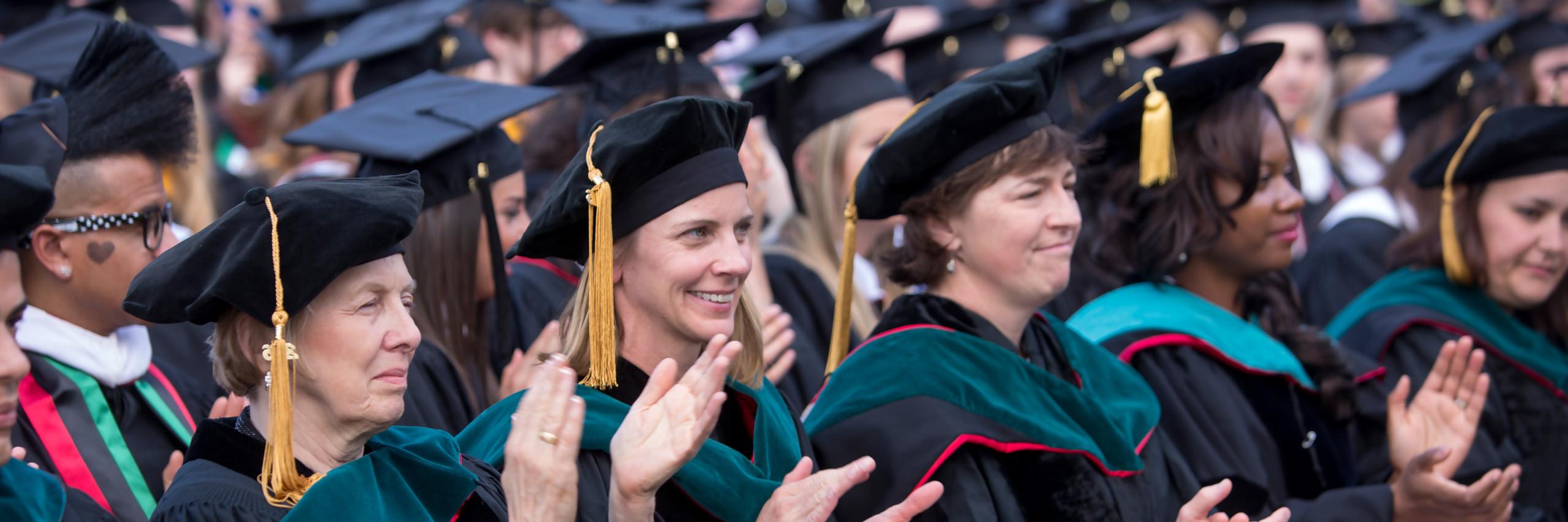 Graduate Commencement - Arcadia University