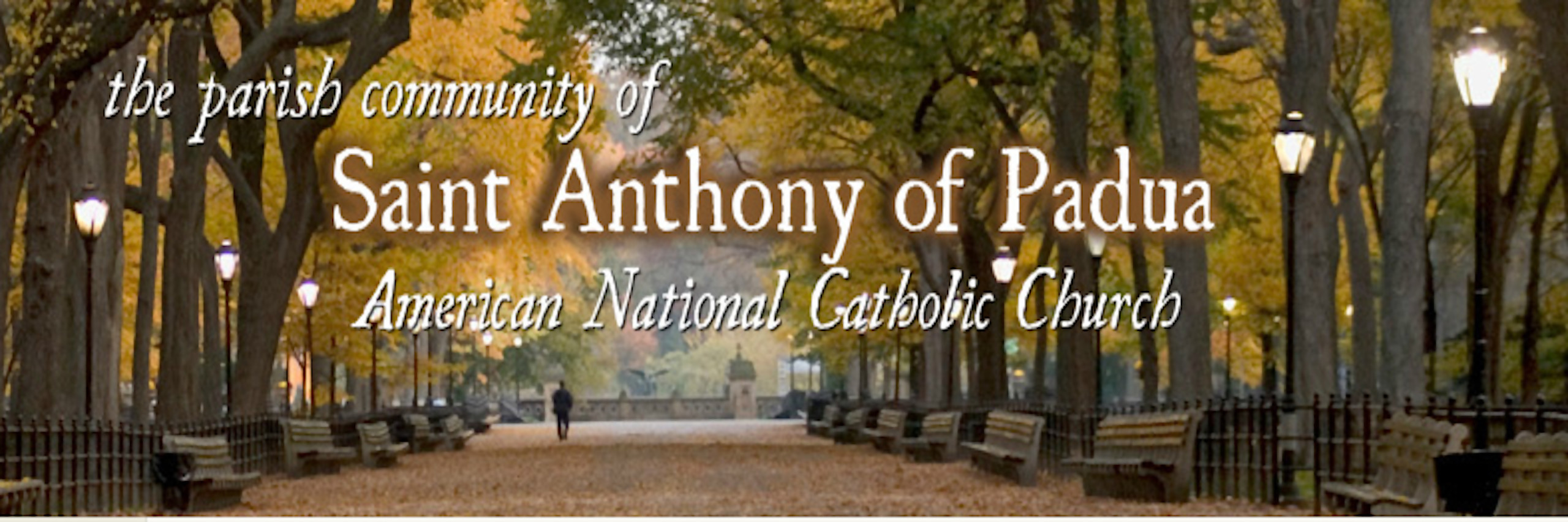 St. Anthony of Padua ANCC
