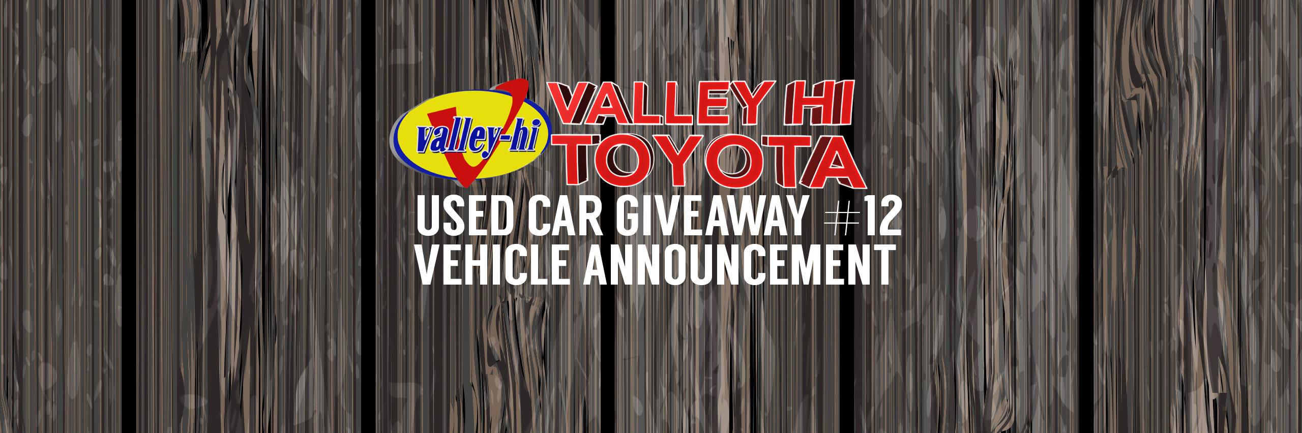 Valley Hi Toyota