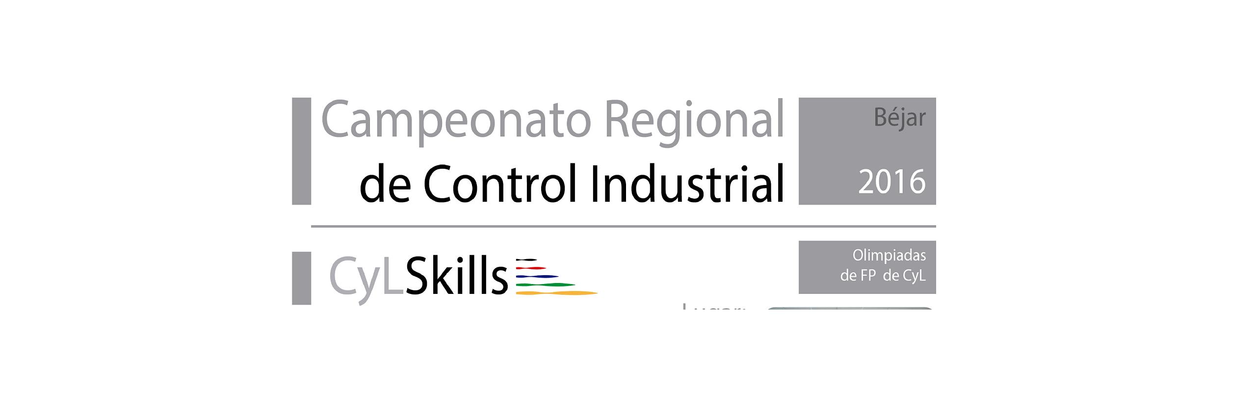 Control Industrial CyLSkill2016