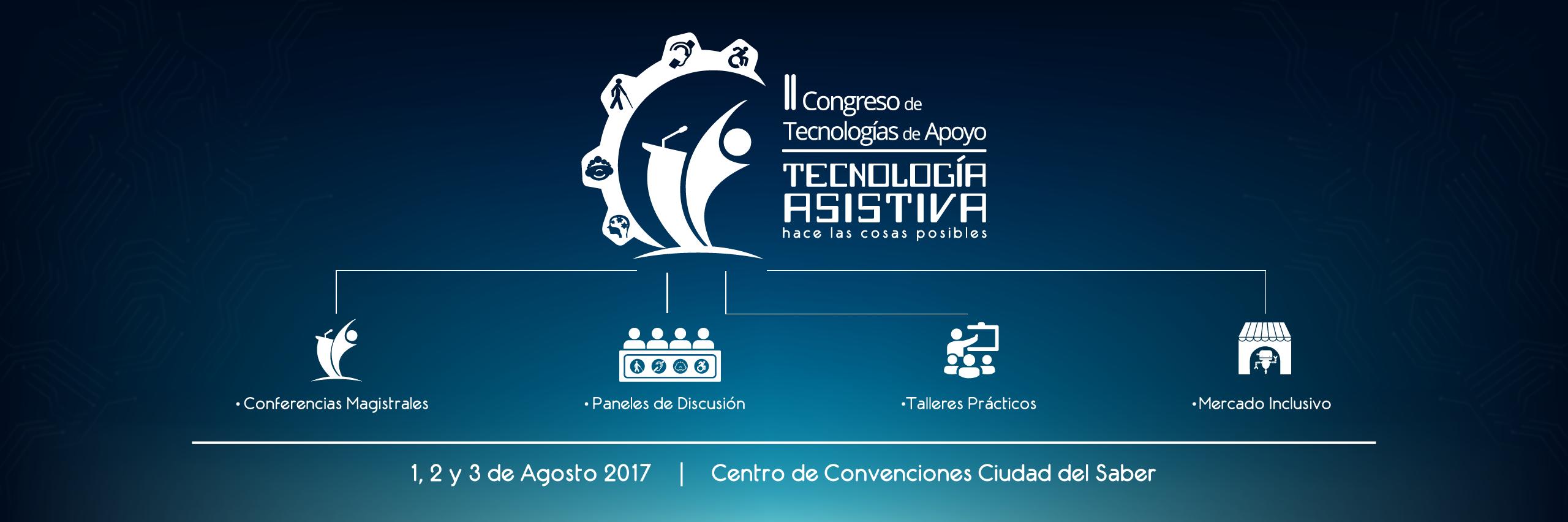 II Congreso de Tecnologías de Apoyo