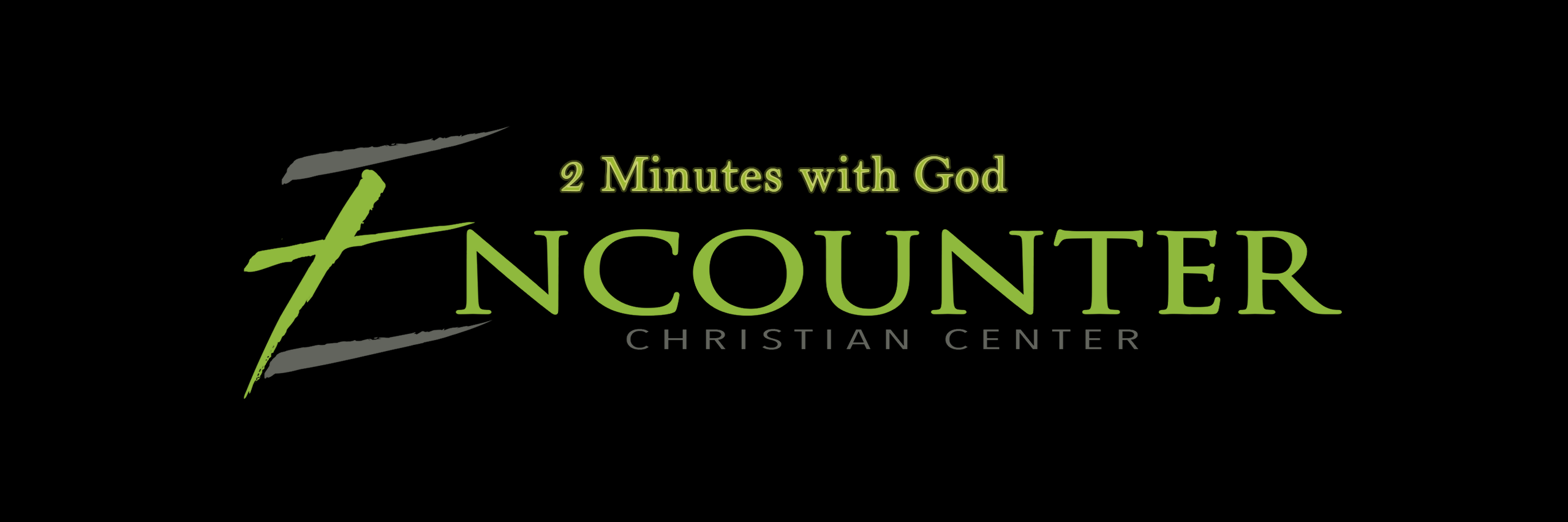 2 Minutes with God