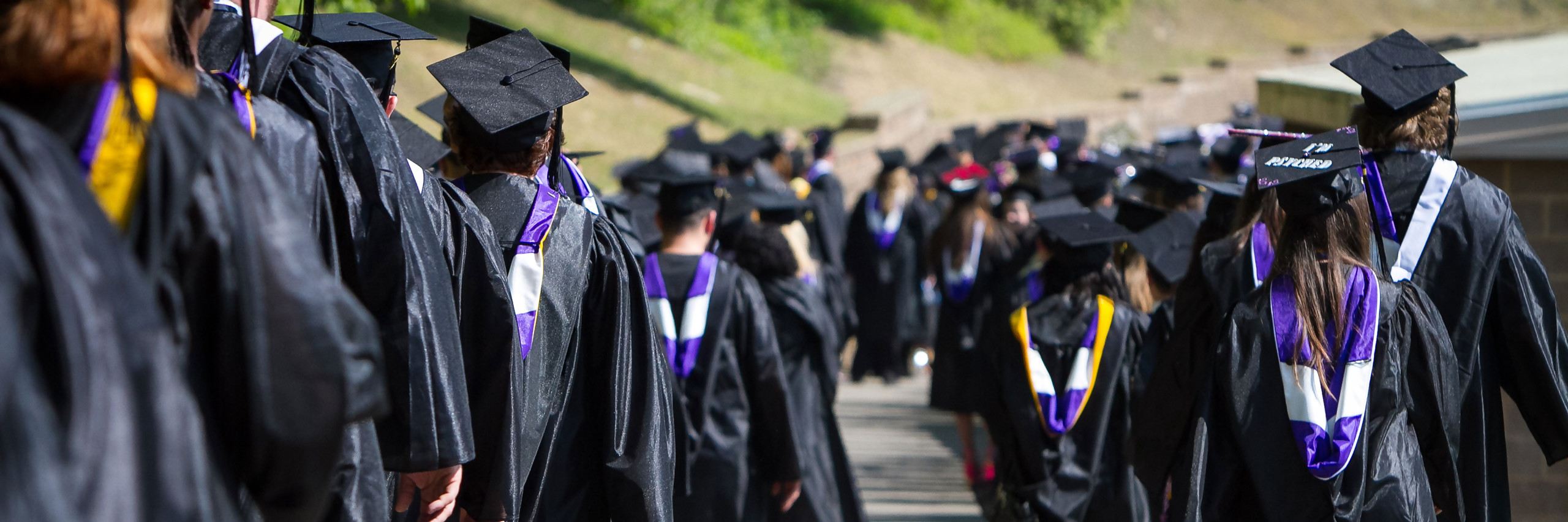 Curry College Commencement 2017