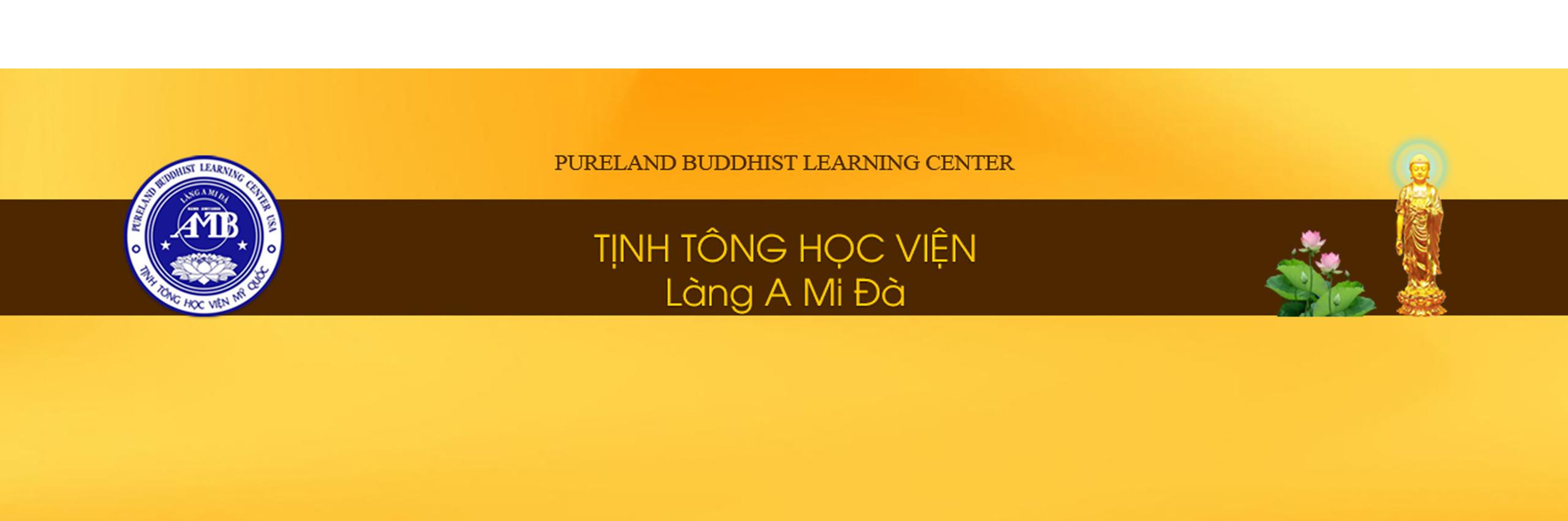Tịnh Tông Học Viện - Làng A Mi Đà
