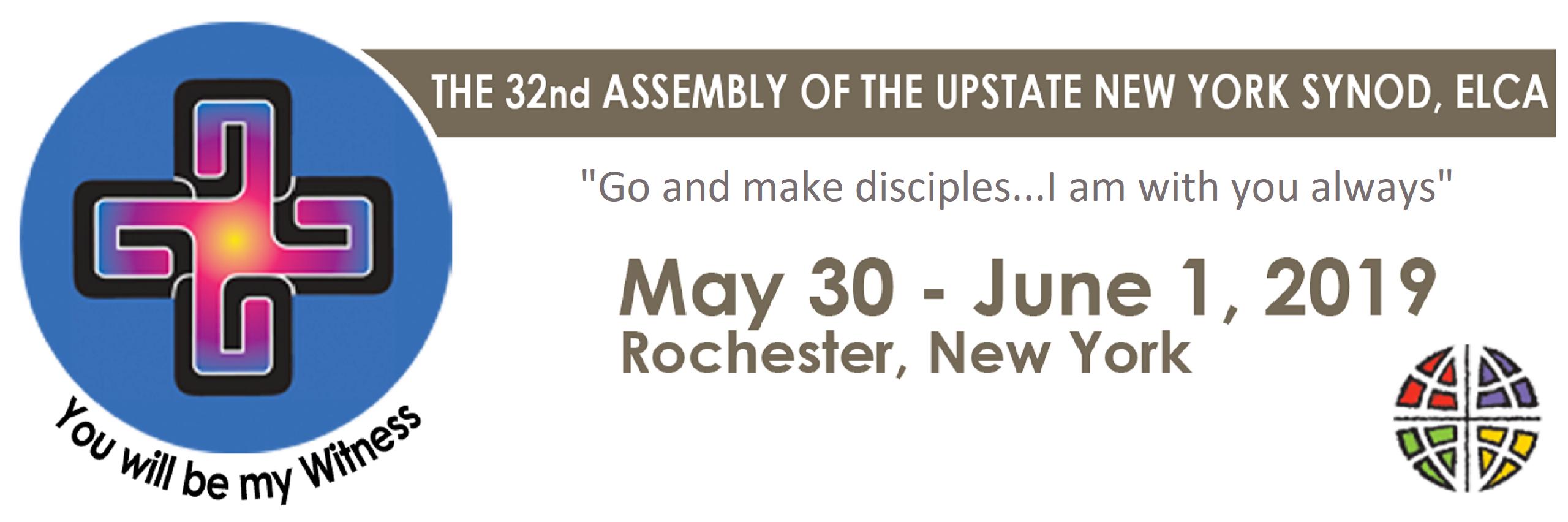 Upstate NY Synod