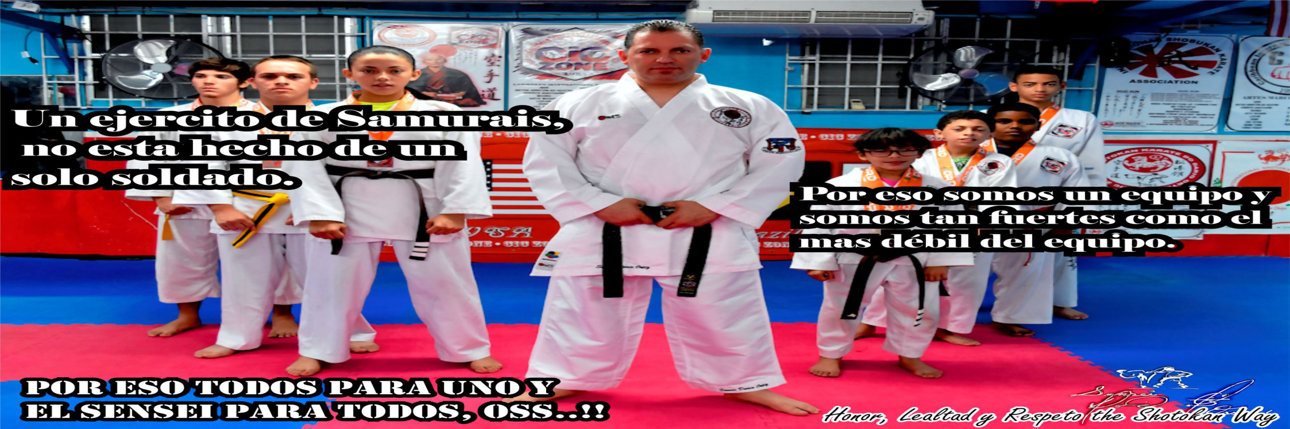 CiC Zone Shotokan & MMA Dario Ortiz