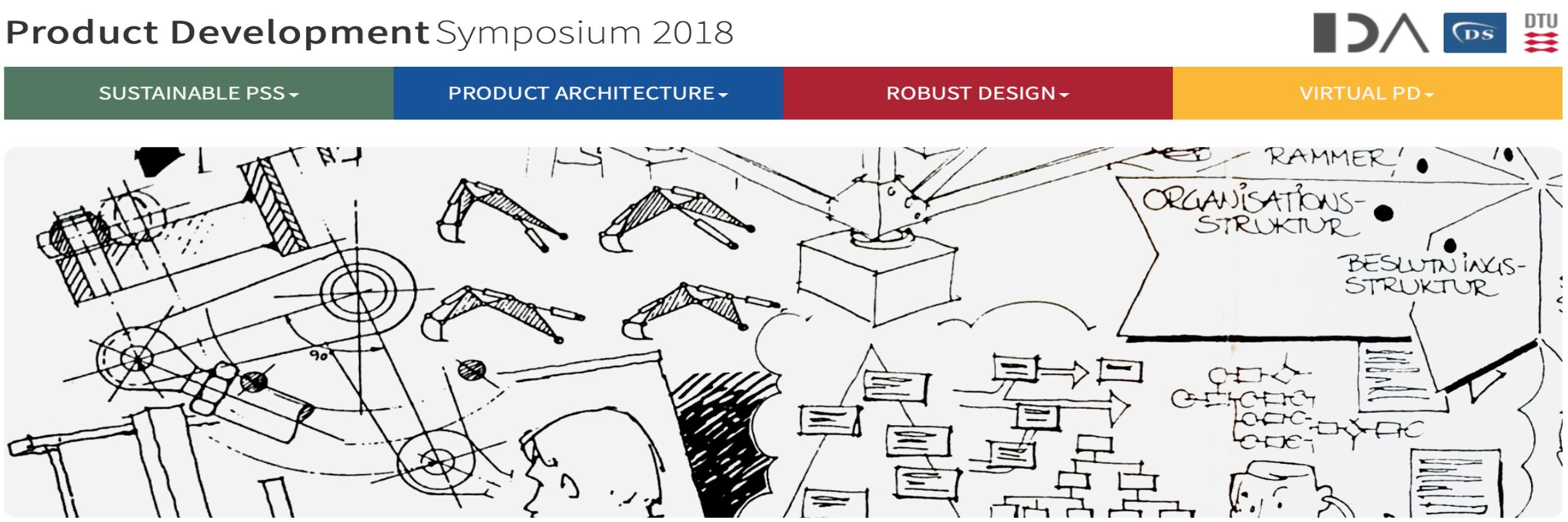 Product Development Symposium 2018
