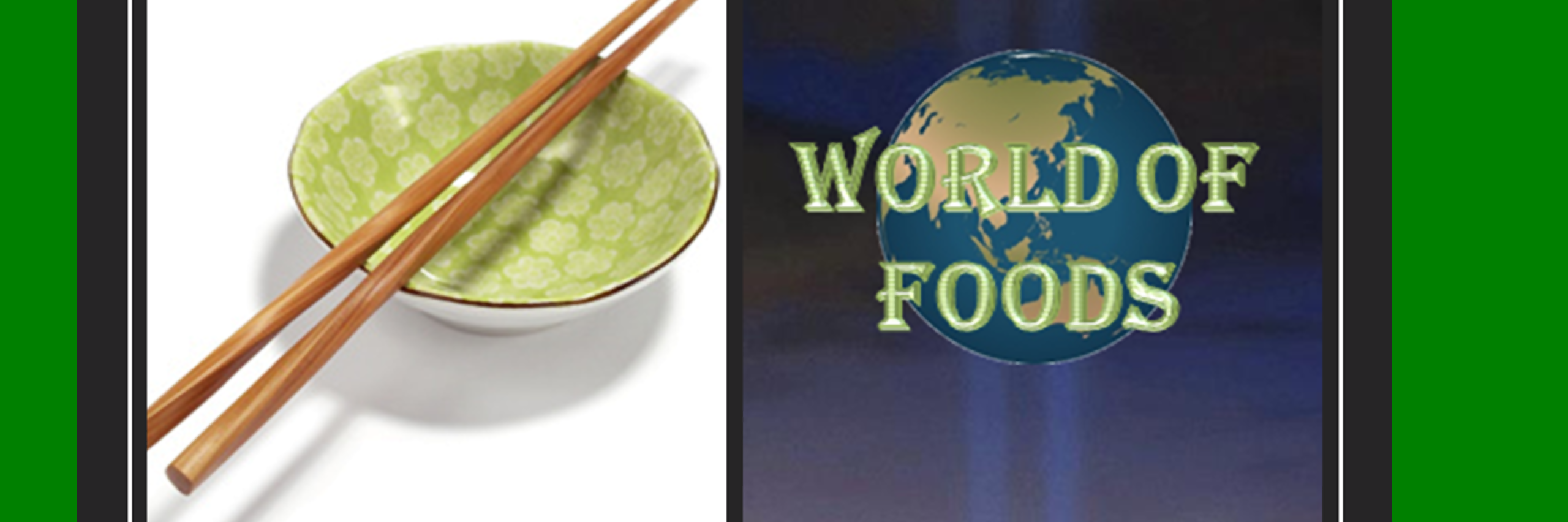 World of Foods