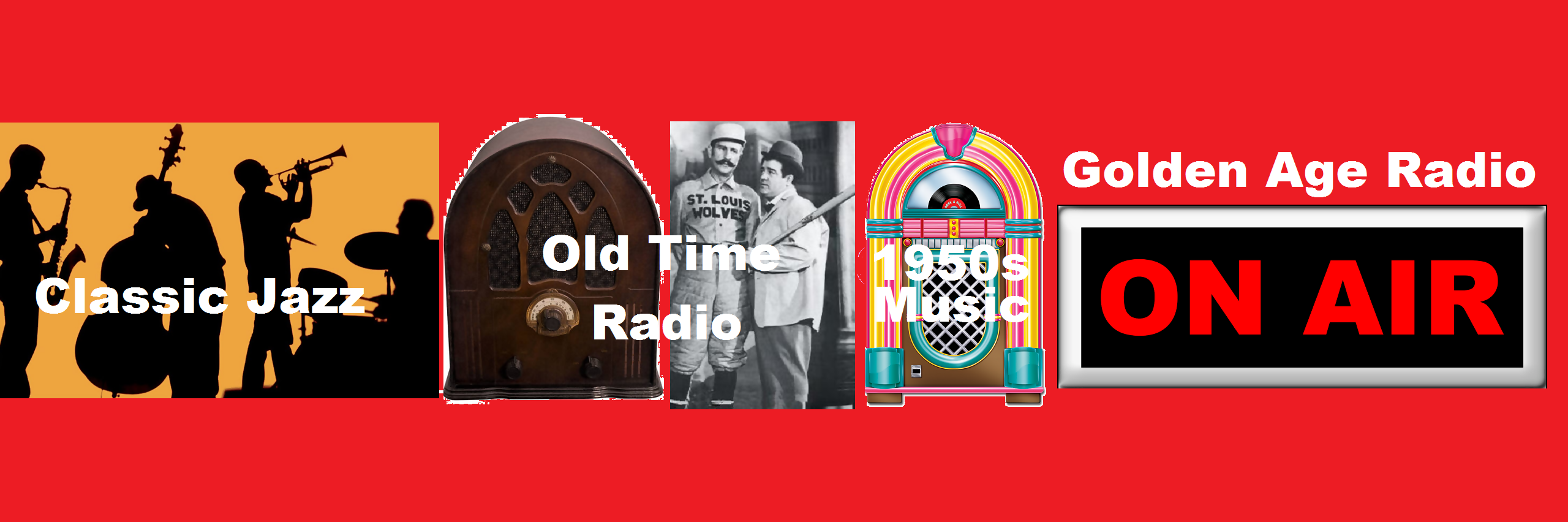Golden Age Radio 1680-AM