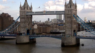 London Bridge is . . .