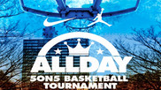 ALLDAY 2013 Streetball Tournament
