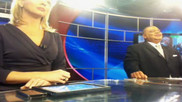 Behind the scenes at WJHL News