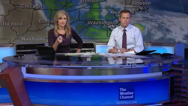 weather  ustream tv  the weather channel brings you live