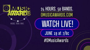 O Music Awards LIVE on Ustream!