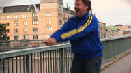 Will Ferrell + Dubstep + Old Milwaukee = WTF