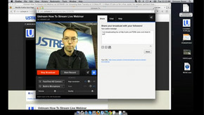 Get Streaming Now Webinar on Ustream Episode #1