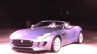 Jaguar debuts new F-type