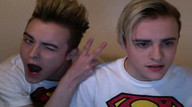 Here's your random moment of Jedward