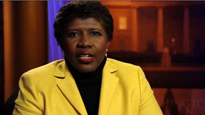 Behind the Scenes with Gwen Ifill at Washington
