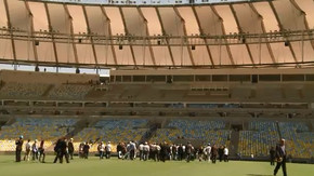 FIFA Secretary General praises Maracana's renovation
