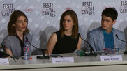 Sofia Coppola presents &#039;The Bling Ring&#039; at Cannes