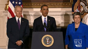 Obama pledges support for tornado victims