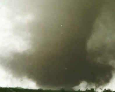 Oklahoma tornado's upgrade to very rare EF-5