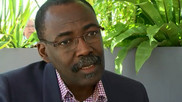 Cannes interviews: Mahamat-Saleh Haroun