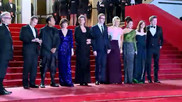 Cannes red carpet: 'Only God Forgives'