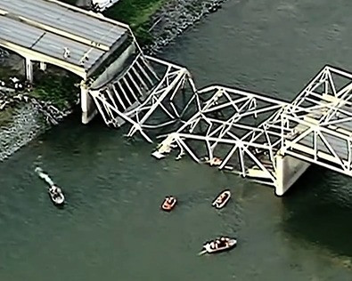U.S. Bridge collapse
