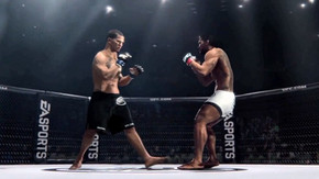 UFC video game gets real with EA Sports