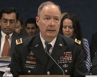 Security program helped thwart over 50 attacks: NSA chief