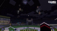 GeekGamerTV recreates SF Giants AT&T Park in Minecraft!