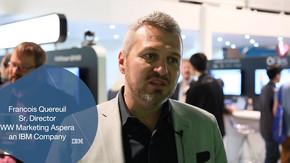 Aspera CEO François Quereuil Interview