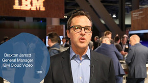 General Manager IBM Cloud Video Braxton Jarratt