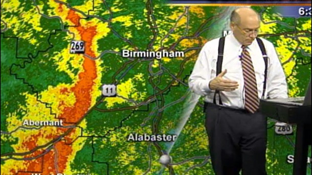 james spann 24x7 weather on ustream    other news