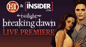 Twilight Breaking Dawn Red Carpet