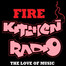 FIRE KITCHEN RADIO