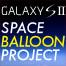 GALAXY SII - SPACE BALLOON LIVE!