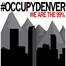 #OccupyDenver