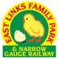 East Links Halloween Train
