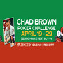 Chad Brown Poker Challenge