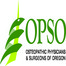 OPSO Winter Conference 2013