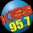 KISS 95.7