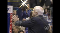 The Celebration after John McCain accepts GOP Nomination