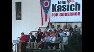 John Kasich Governor's Announcement