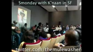 Smule at K'naan Show in San Francisco