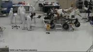 Curiosity Cam 10/28/10 04:50PM PST