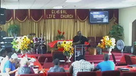 GLOBAL LIFE CHURCH  ST.THOMAS VIRGIN ISLANDS LIVE